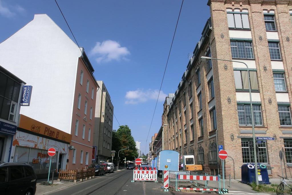Frankfurt am Main - Gallus - Kleyerstr. - ehem. Adlerwerke