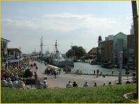 Museums Hafen in Büsum