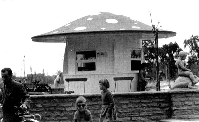 KioskPilz Burg 1959  Flickschupark