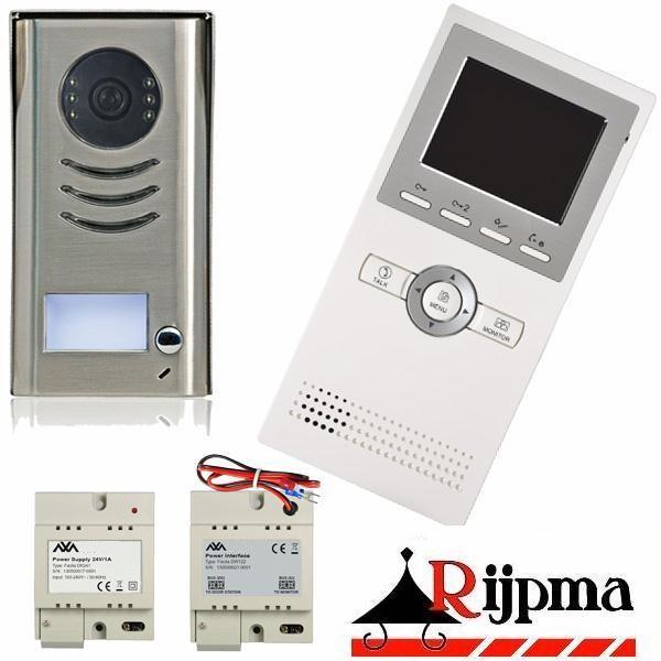 Intercom 1 voor deur en poort
