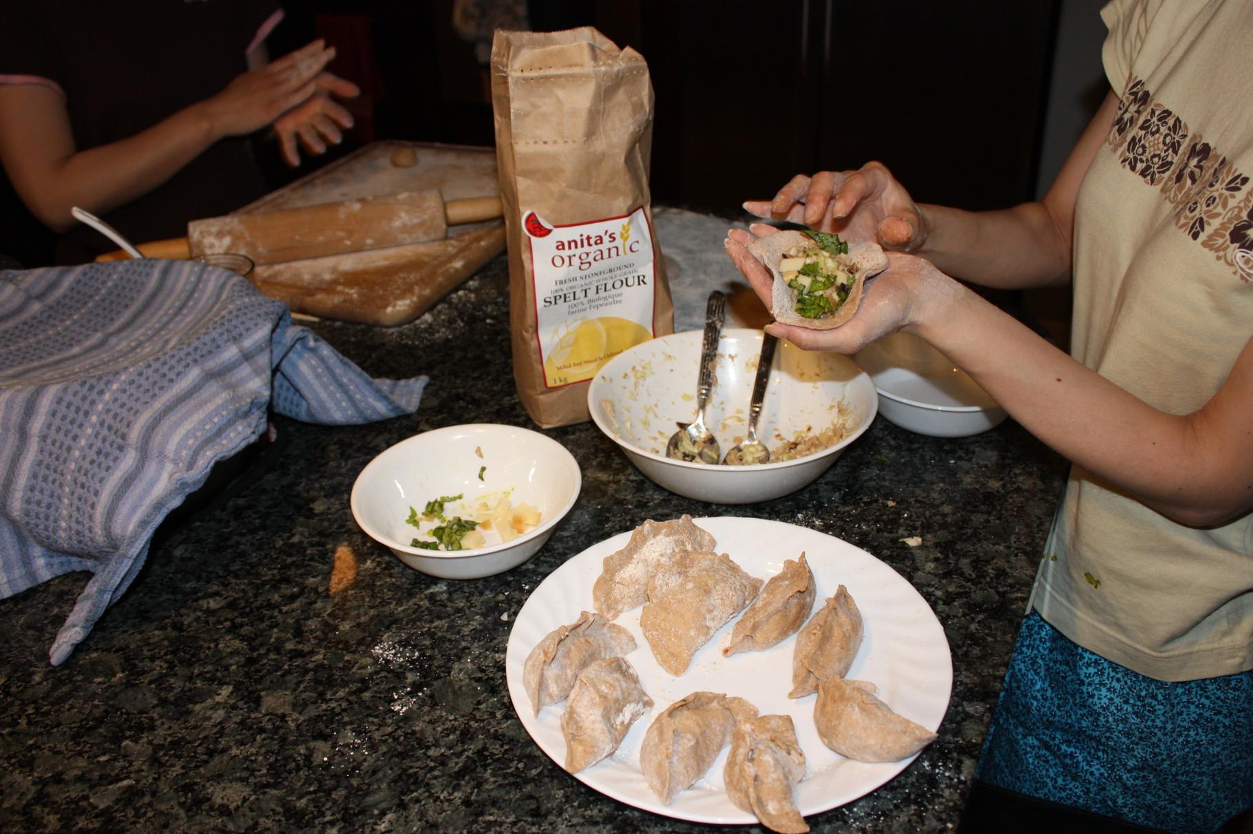 爆弾(激マズ)餃子を2個だけ作って、ルーレットしたら、2個とも夫に当たった!