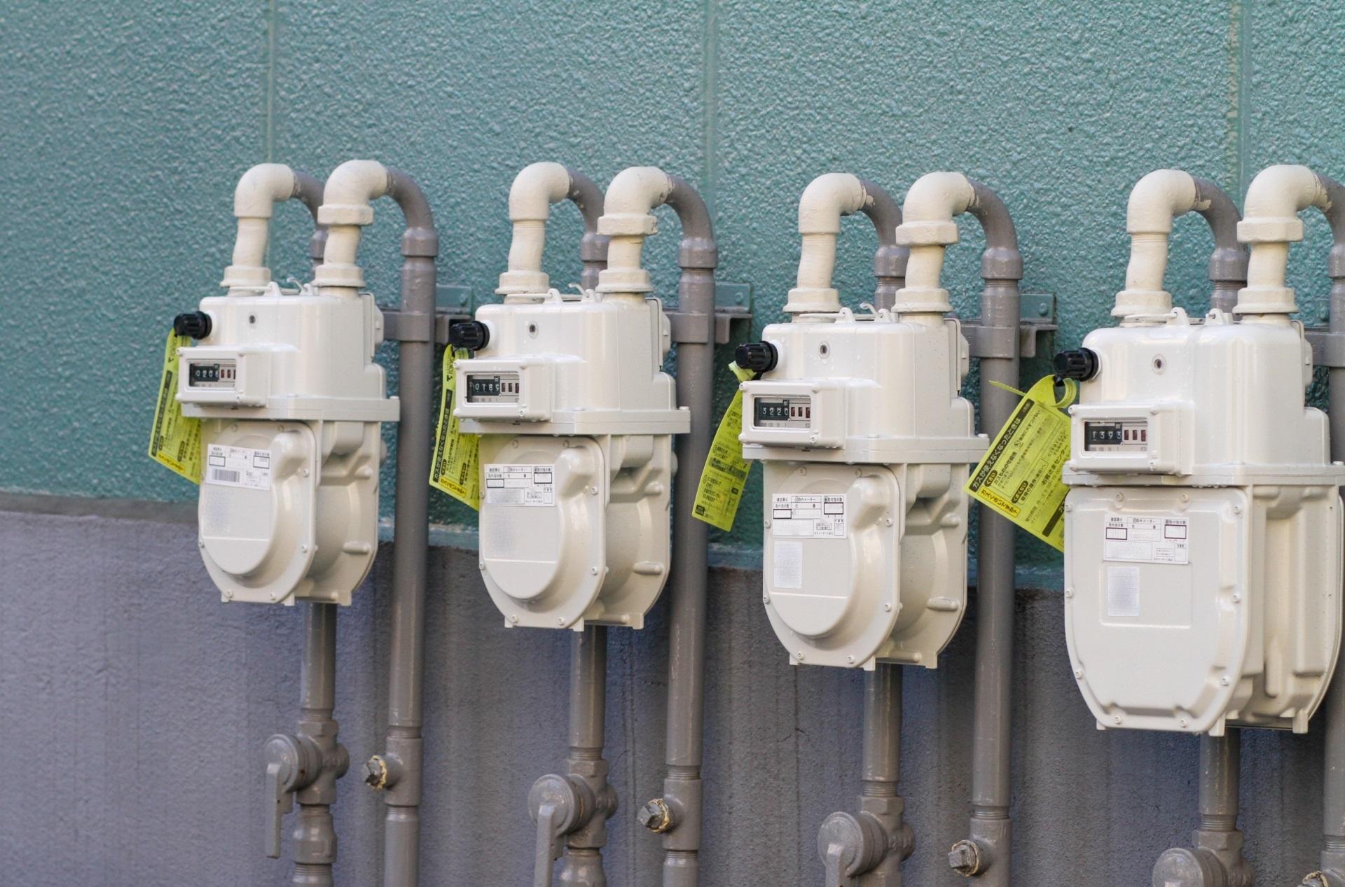 地震等でガスが止まった際の対処方法