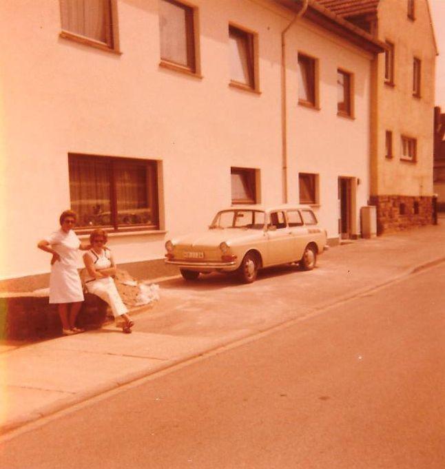 Getränkevertrieb Duits, Lager zur Wohnung umgebaut