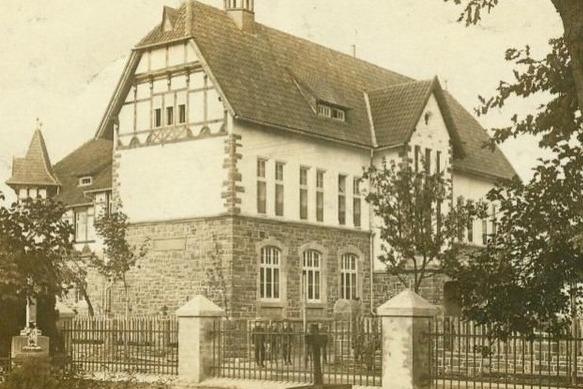 Schule vor dem ersten Weltkrieg