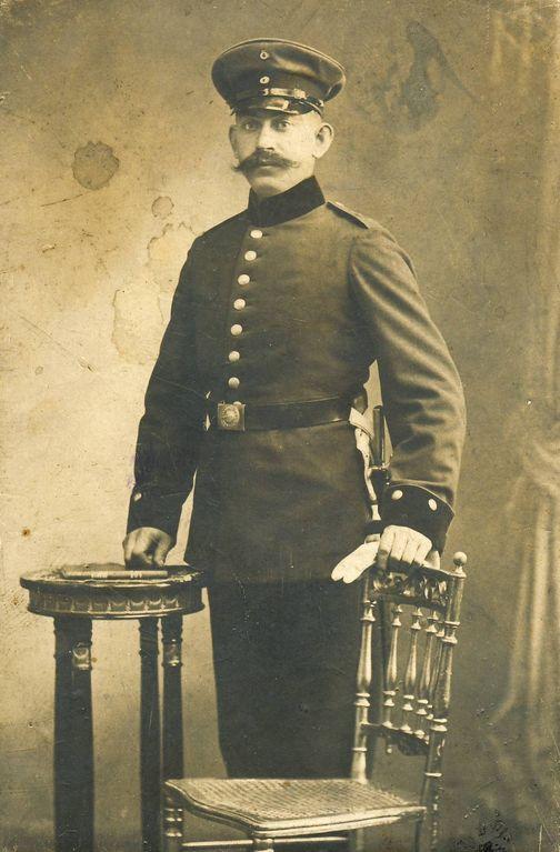 Soldat Wilhelm Meier