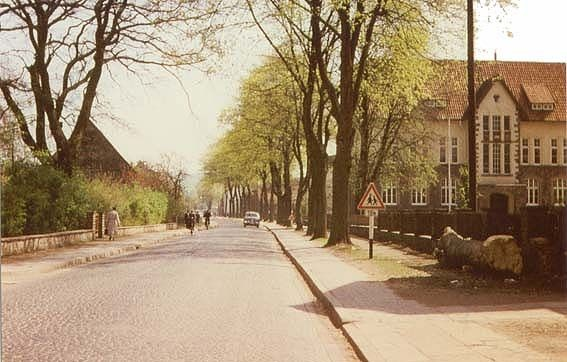 Bahnhofstrasse 60er Jahre