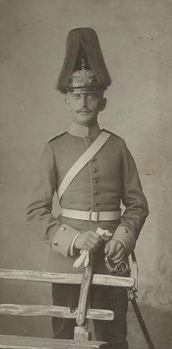 Soldat August Helling