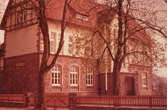 Schule in den 60er Jahren