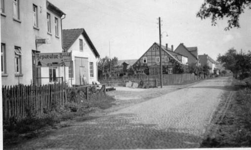 Meinbrexer Strasse 30er Jahre