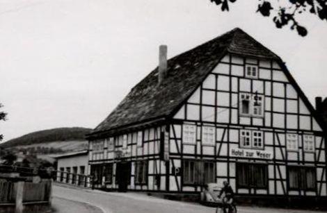 Hotel zur Weser