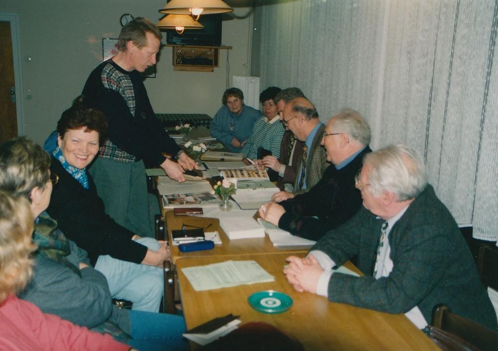 Der Festausschuss, 3 Jahre Planung !