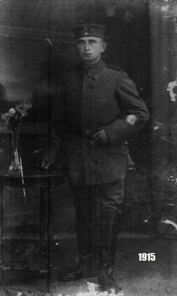 Soldat 1915