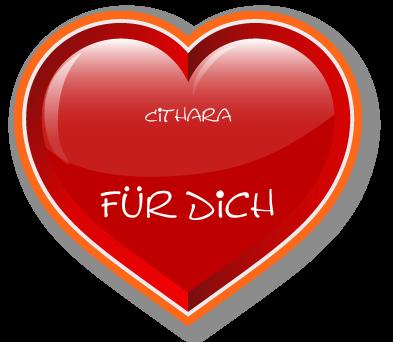 Cithara Herz - Für Dich