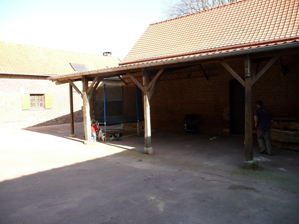 Cour<Moulin de Boubert<Mon-Boubert<Baie de Somme<Picardie