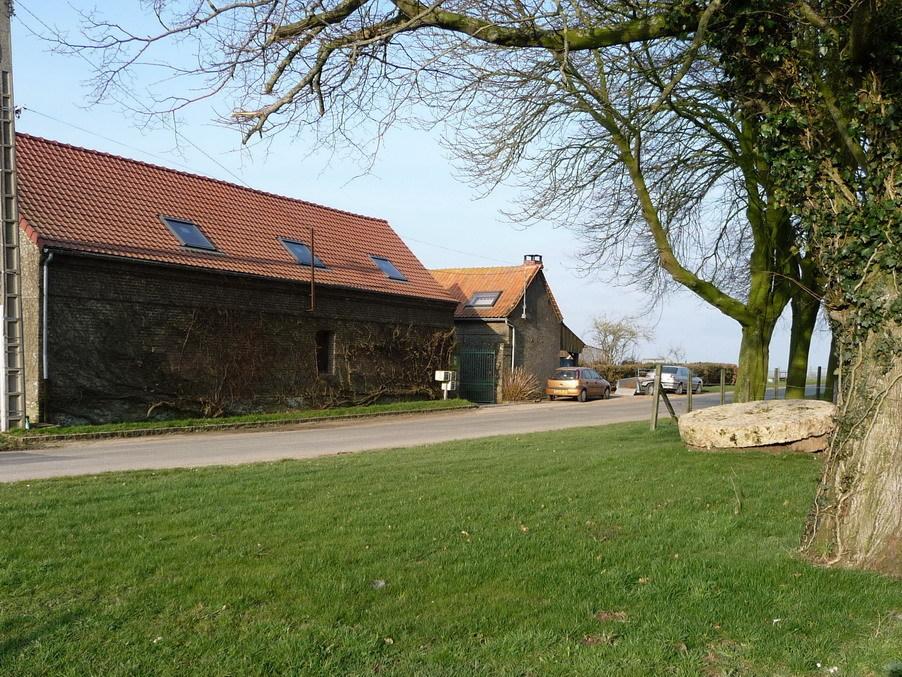 Vue de la rue<Moulin de Boubert<Mons-Boubert<Baie de Somme<Somme<Picardie
