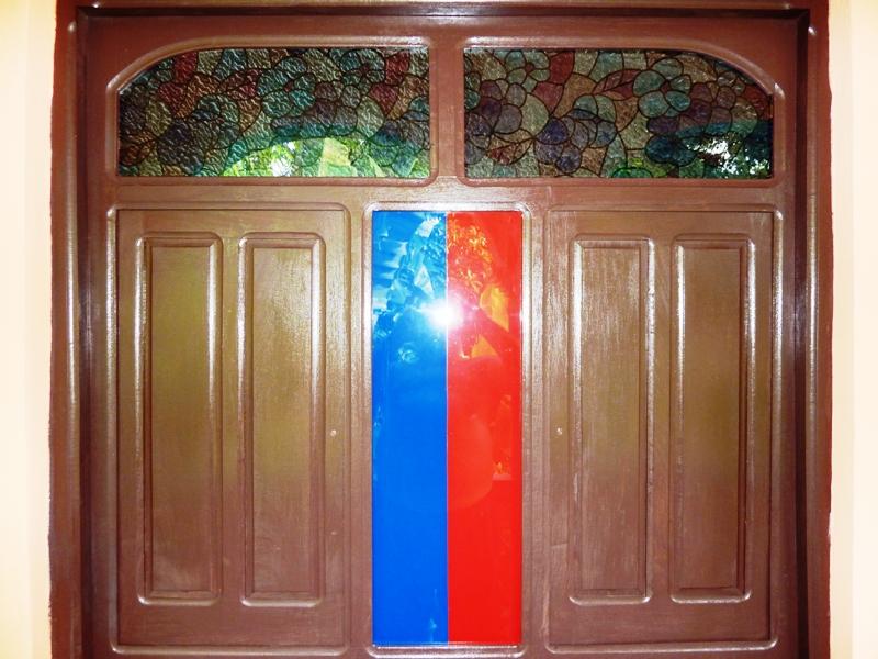 ventana de las habitaciones