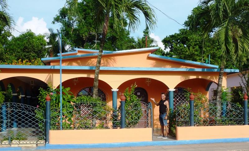 Su casa en Castillo 29!