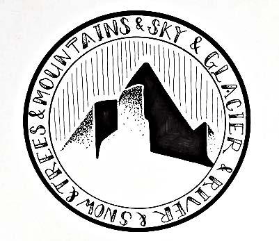 mountain idendity. A6 Tusche auf Papier