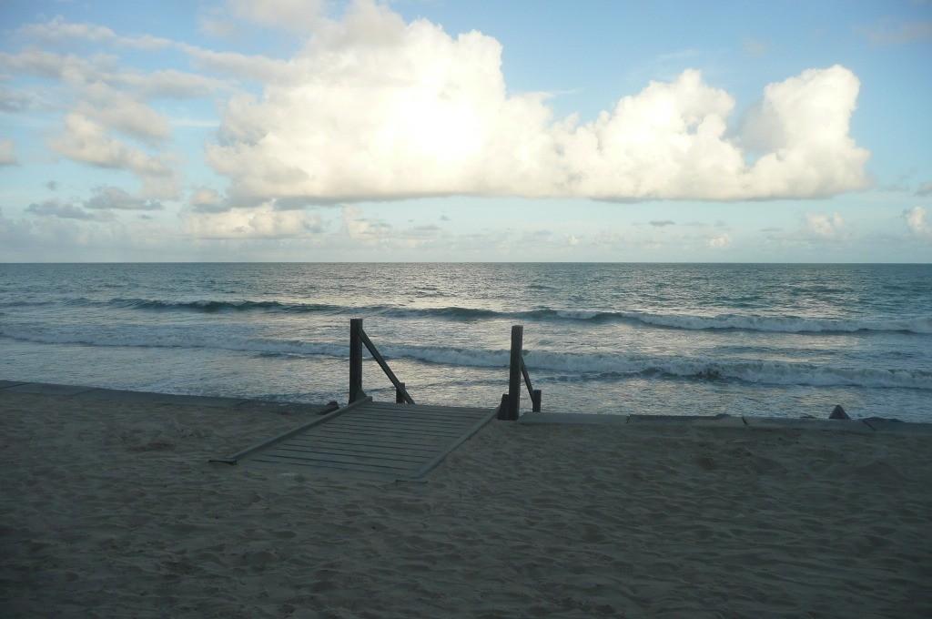 Strand von Boa Viagem, Recife, 22.01.2010