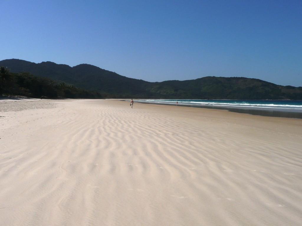 Lopuz Mendes, Ilha Grande