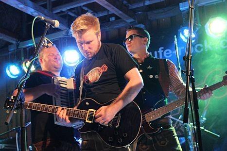 Buchen Sie Band Anno Rock Band Fur Ihren Anlass Gigstarter