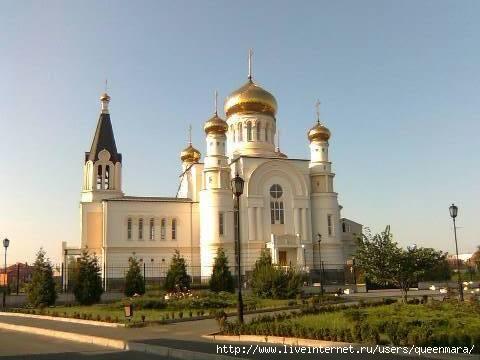 Церковь святого георгия во владикавказе