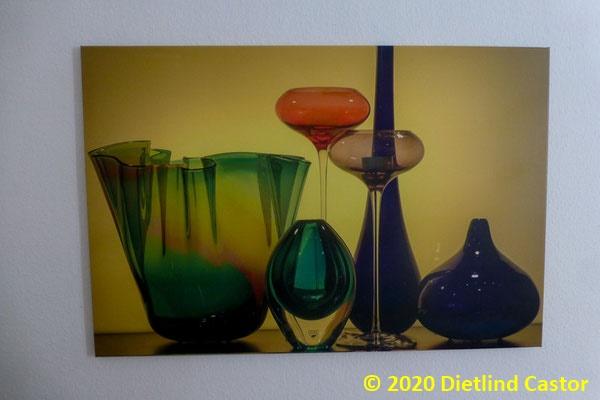 Gläser in Kopenhagen © 2020 Dietlind Castor