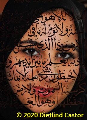Marokanerin © 2020 Dietlind Castor