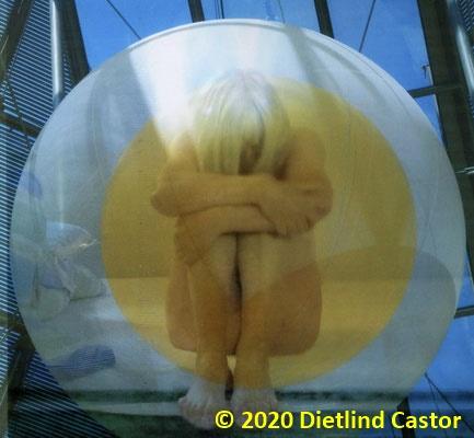 Angst © 2020 Dietlind Castor