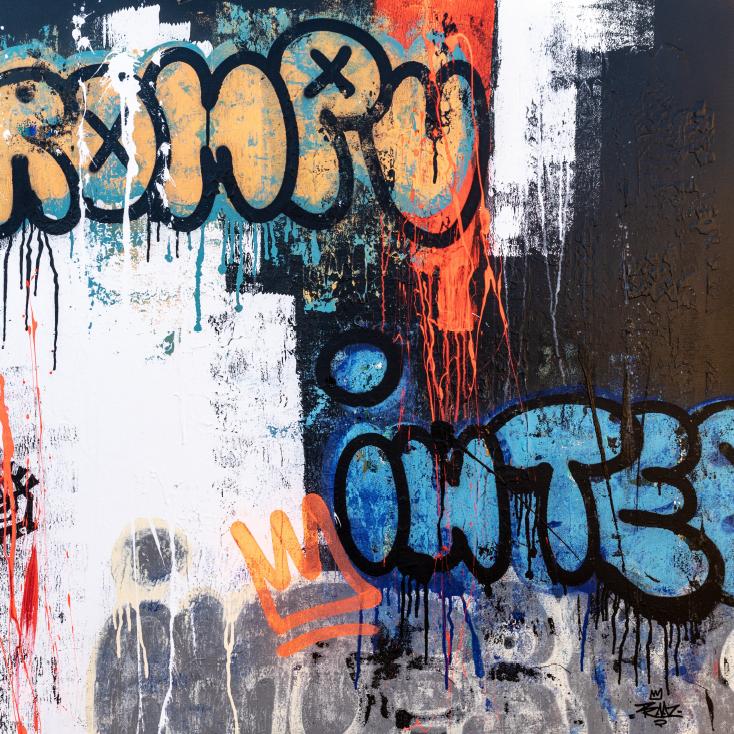 Prooz   Street artiste