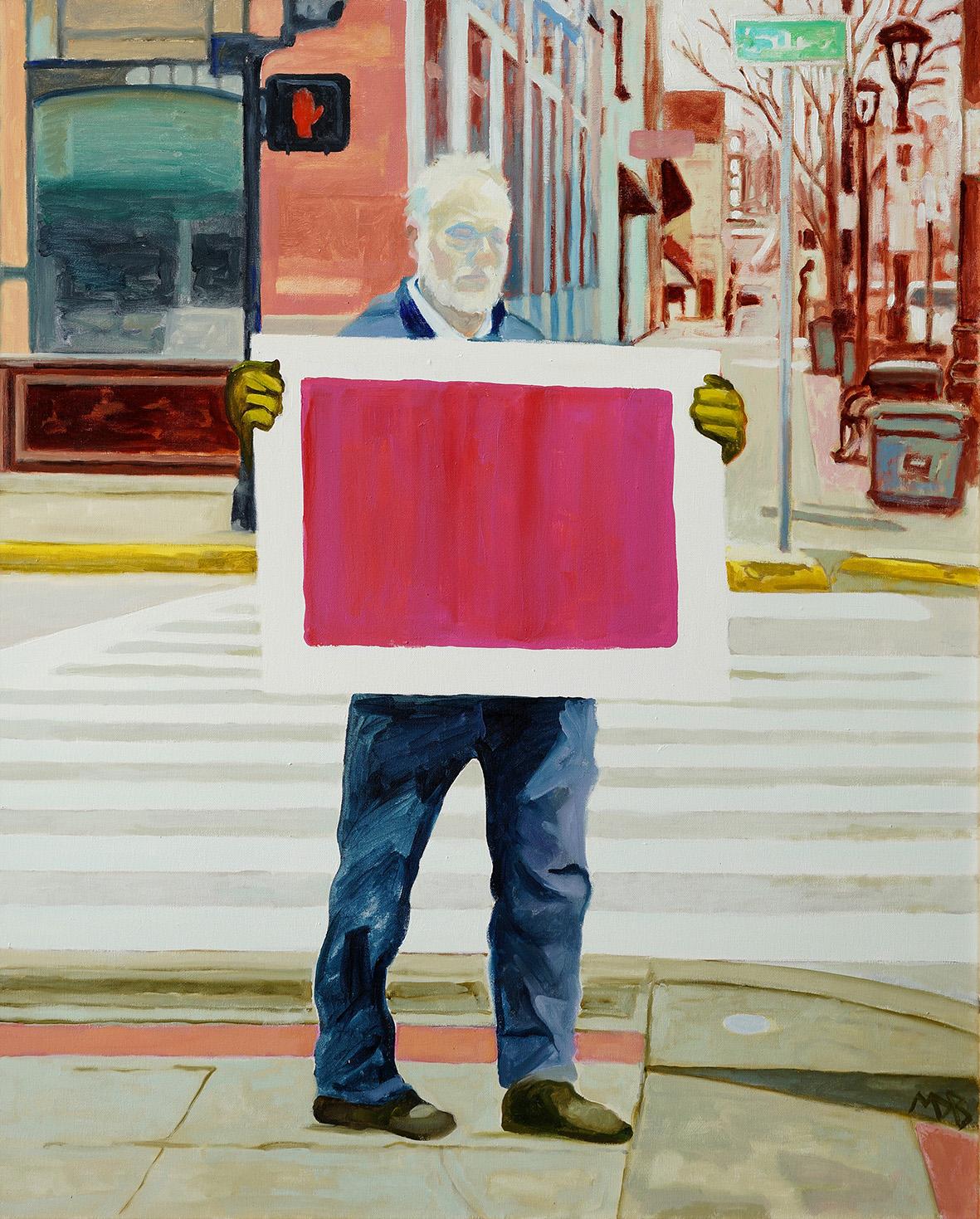 Michael David Bosworth   Artiste Peintre