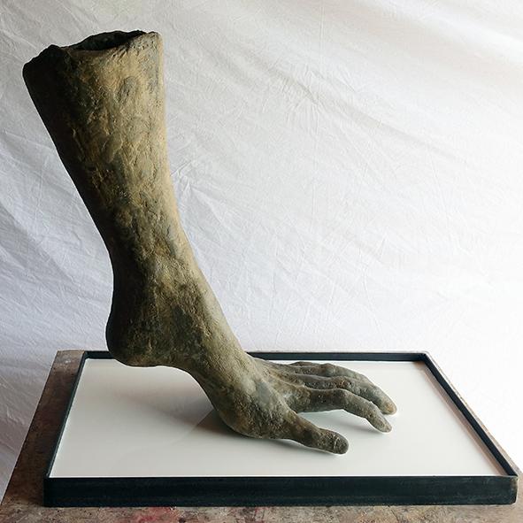 Sarah Safar | Sculpture - Technique mixte