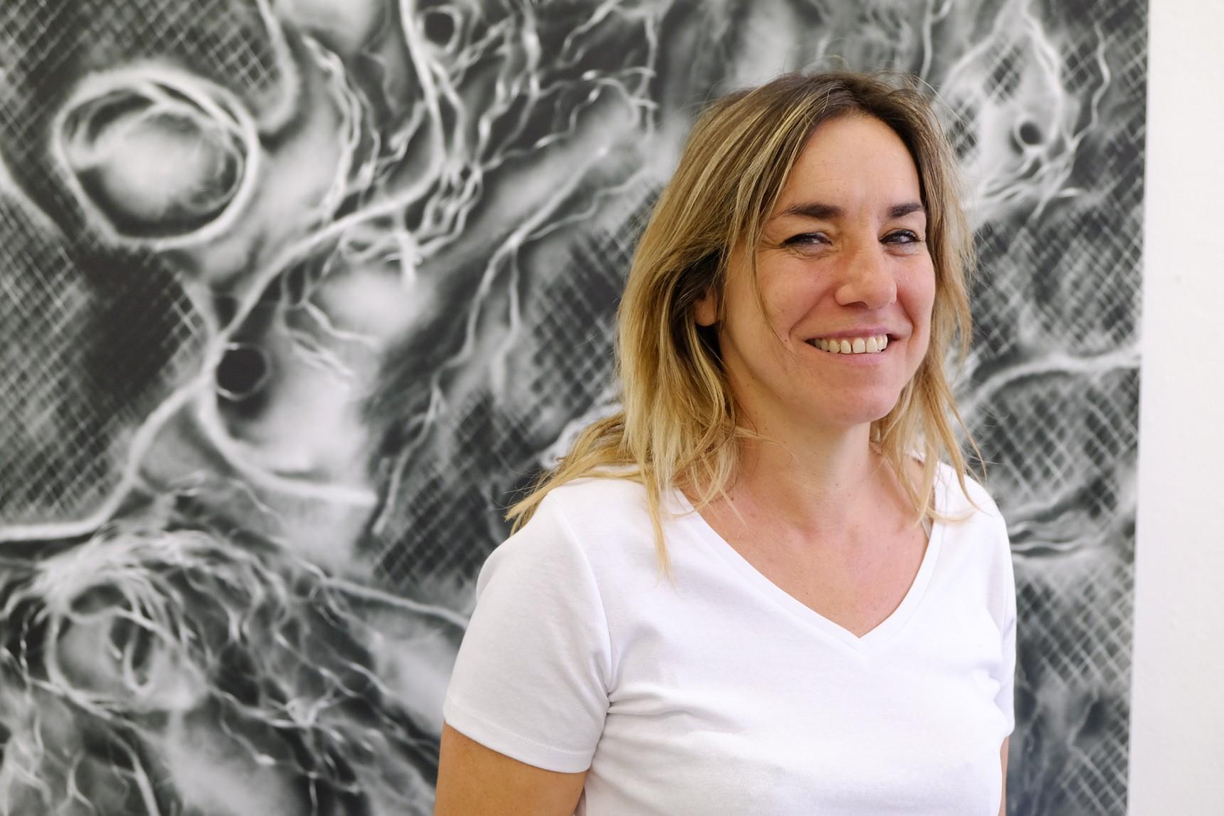 Sandrine Ygrié | Peinture - Technique mixte