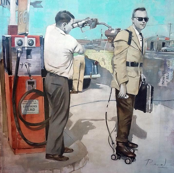 Yannick Revel | Peinture