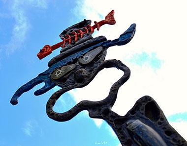 Nico Tournaire - Sculpture