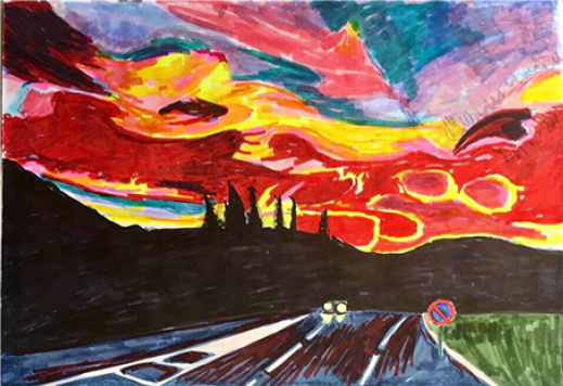 Isabelle Migotto   Artiste peintre