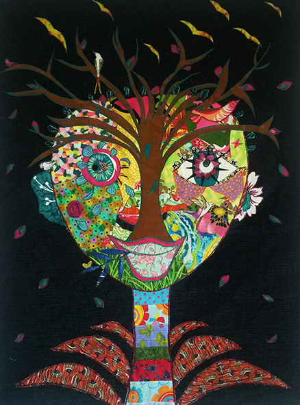 Corinne Betron | Art textile