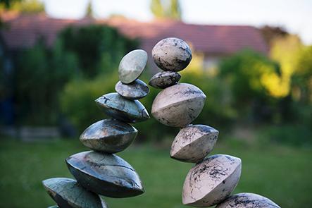 Martine Acquaviva | Sculpture - Céramique