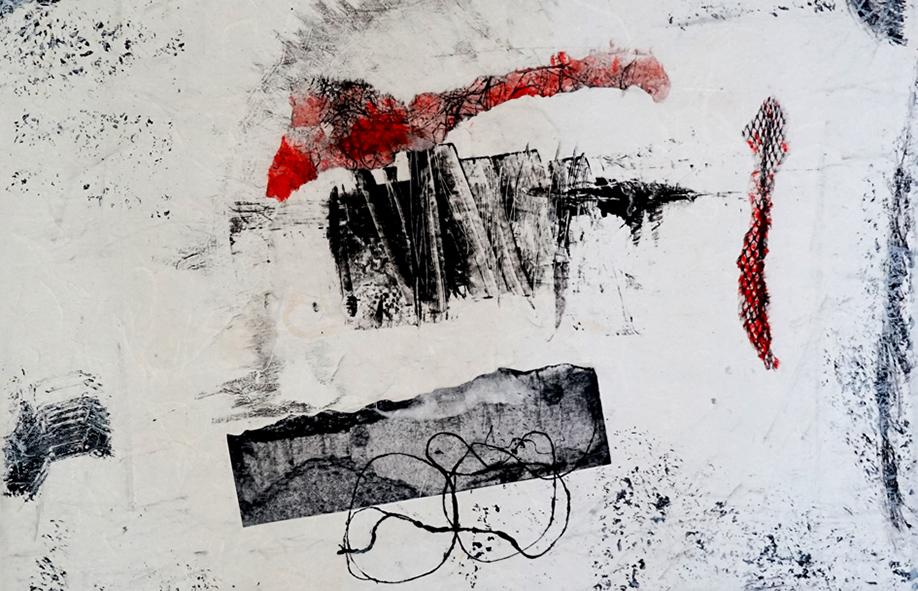 Aurélie Lafourcade | Technique mixte - Peinture