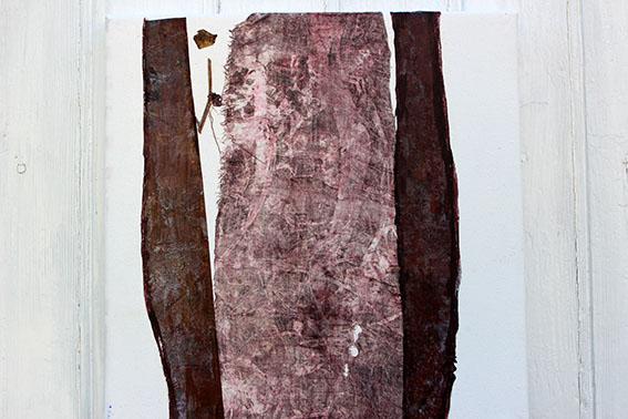 Anne-Marie Sanchez - Peinture mixte
