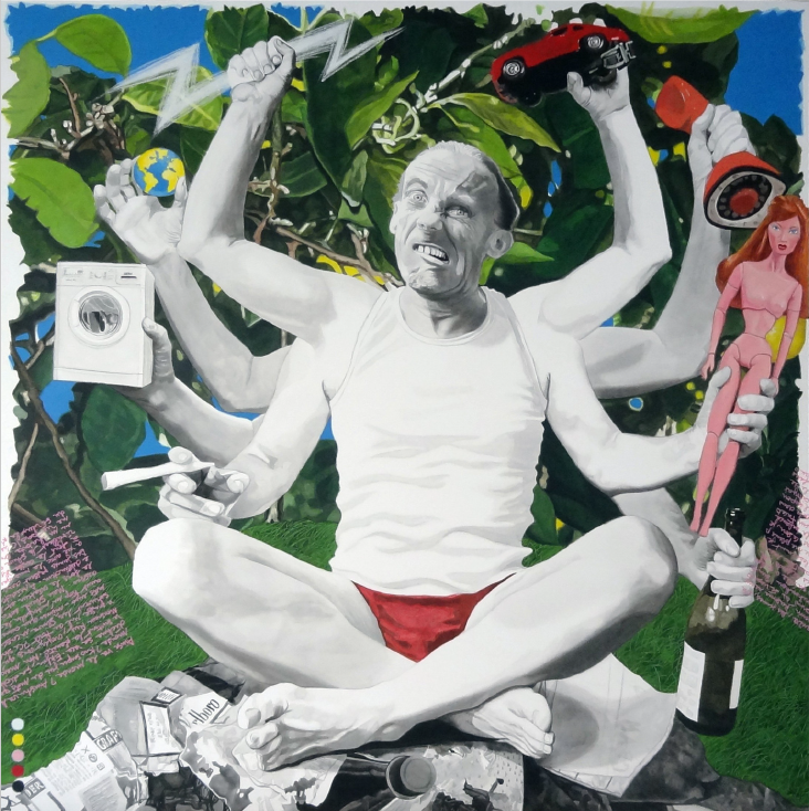 Paul Rey   Artiste peintre
