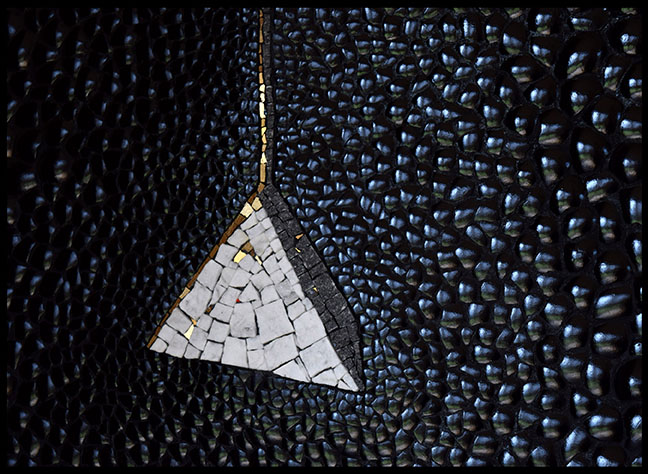 Nathalie Chaulaic - Mosaïque Sculpture