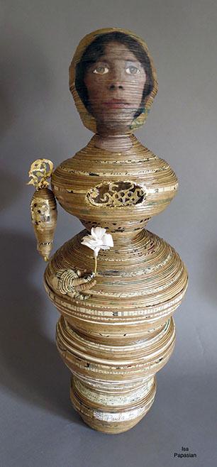 Isa Papasian - Sculpture Objet