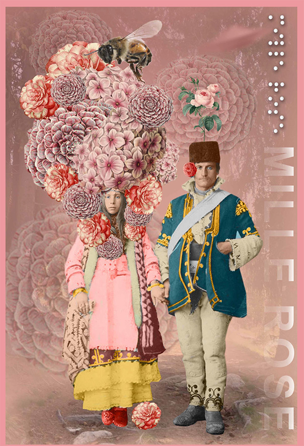 Mille Rose | Art numérique