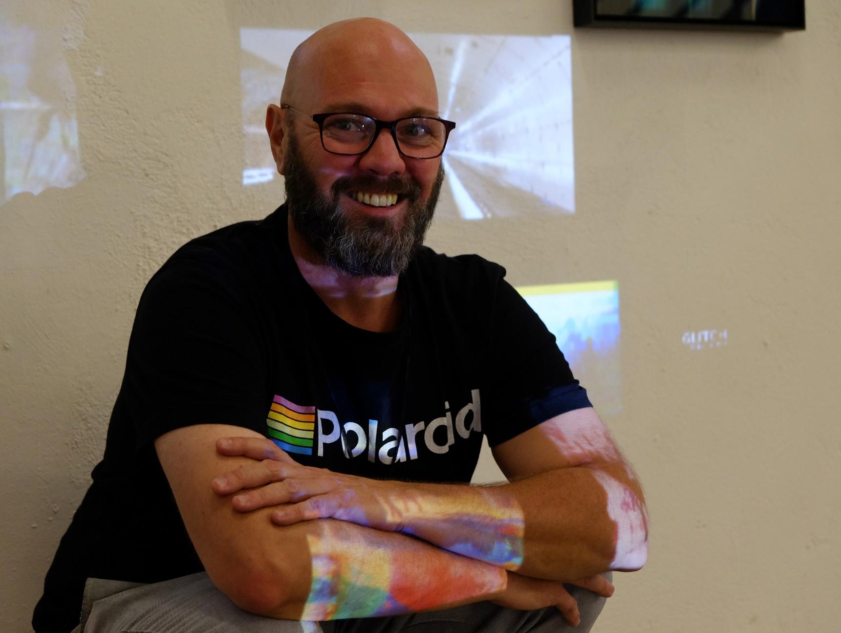 Claude Billès alias 537718 | Technique mixte - numérique