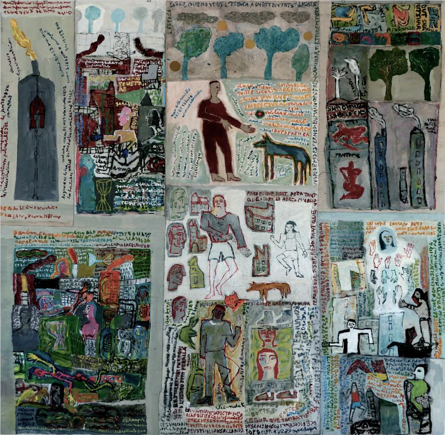 Claire Charpentier   Artiste peintre