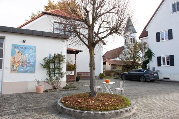 Atelier für Wandmalerei in Eurasburg-Freienried