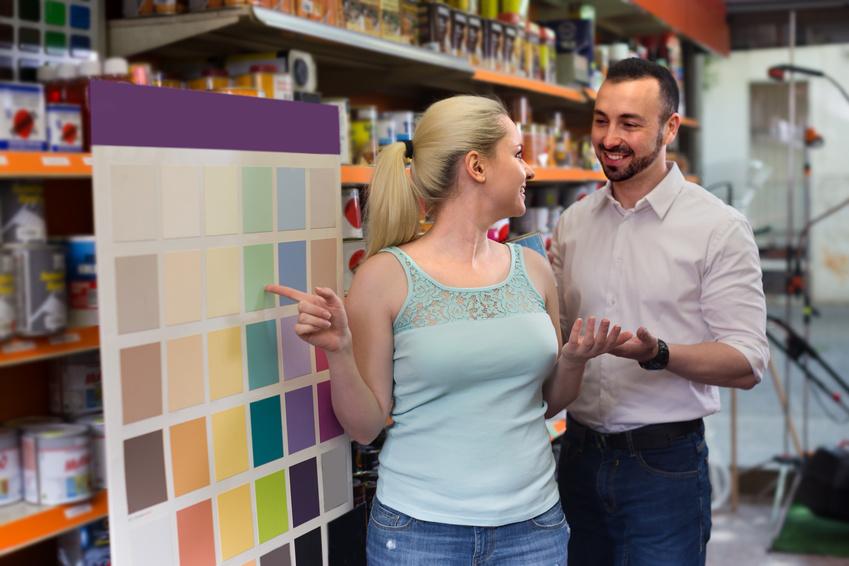 Farbberatung für Hauser
