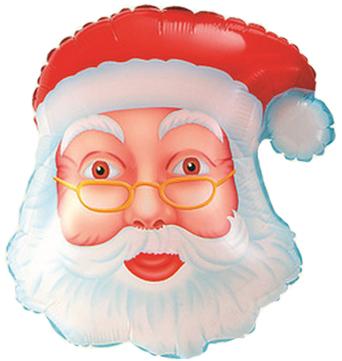 Голова Деда Мороза 90 р.