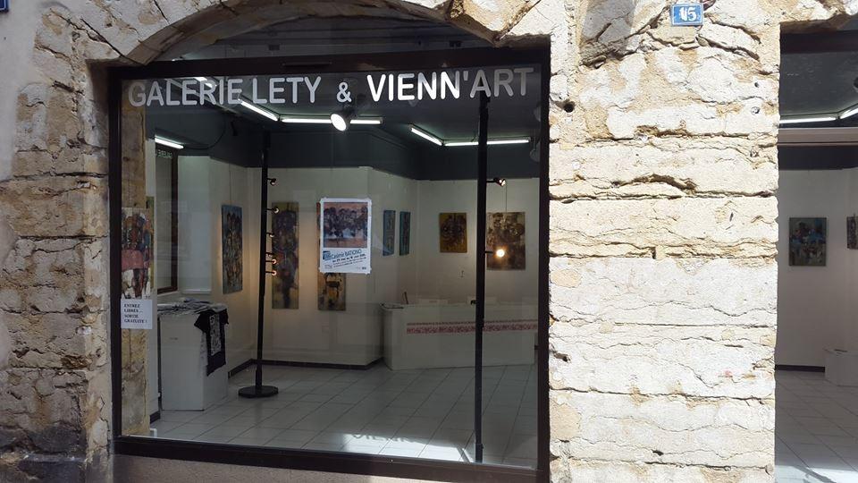 Galerie Lety - juin 2015